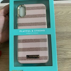 Kate Spade iPhone case X or XS